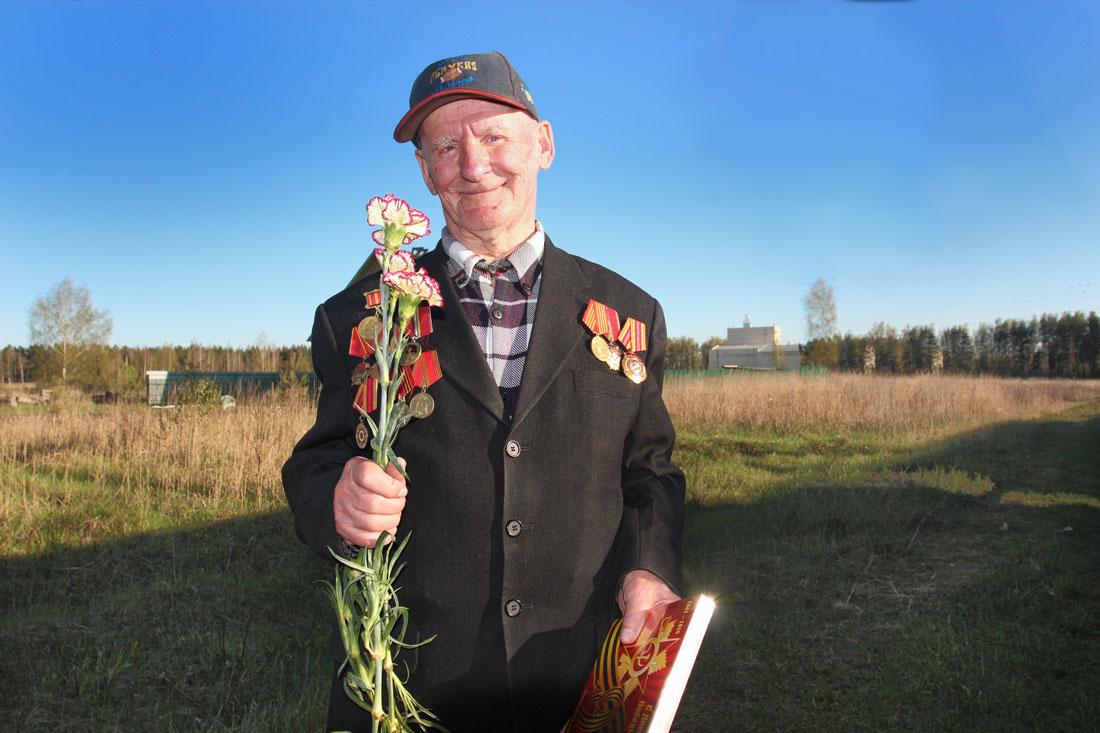 Поздравляем ветеранов Великой Войны