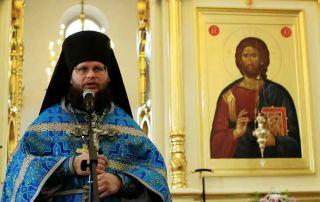 Игумен Евмений (Лагутин) - Проповедь в Неделю 13-ую по Пятидесятнице