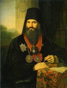 Архиепископ Михаил (Десницкий).