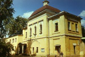Храм во имя Василия Великого. Фото 1970-е годы-1