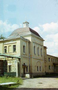 Храм во имя Василия Великого. Фото 1970-е годы