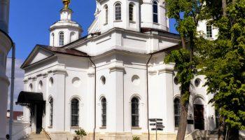 Украшение Троицкого собора