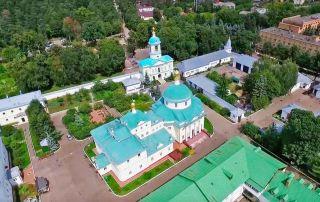 Екатерининский монастырь