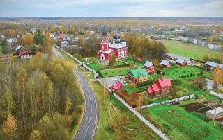 Александро-Невский женский монастырь