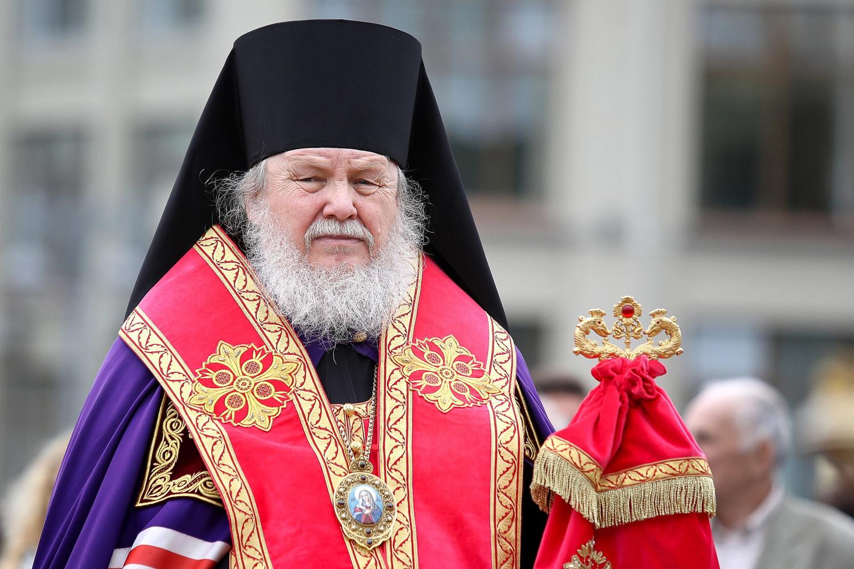 Пасхальное послание епископа Балашихинского и Орехово-Зуевского Николая